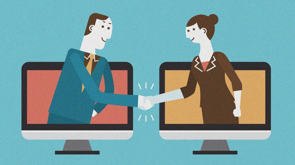 Tips interview kerja online
