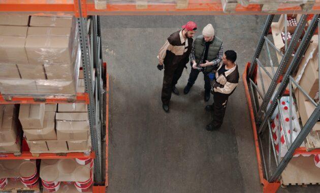 Usaha sampingan karyawan pabrik