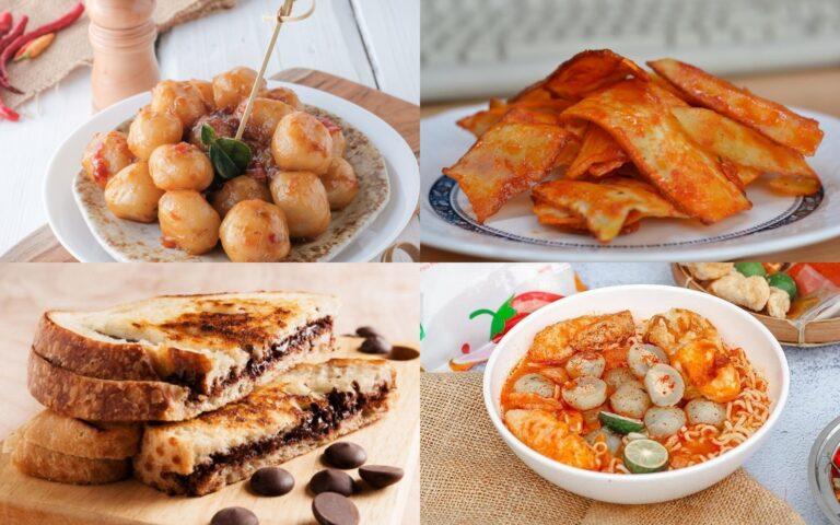 9 Usaha Makanan Yang Cocok Untuk Mahasiswa - SEPUTAR KERJA